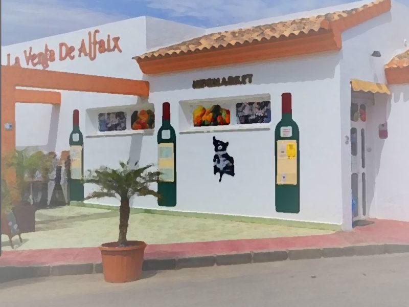 La Venta De Alfaix Village Store