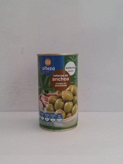 Aceitunas Anchoa 150g