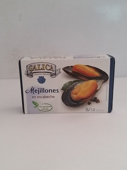 Mejillones Gallicia