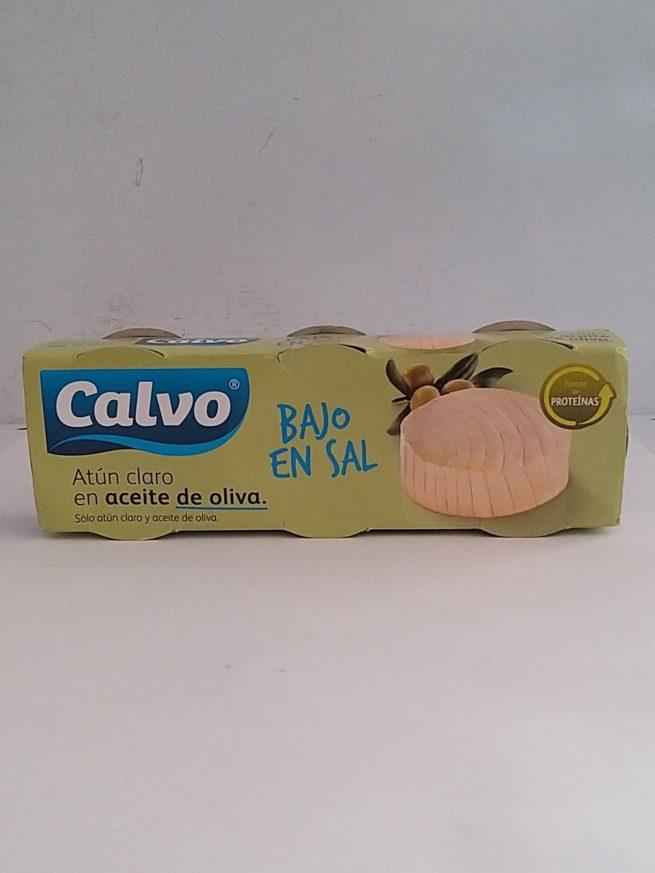 Calvo Atun El Natural