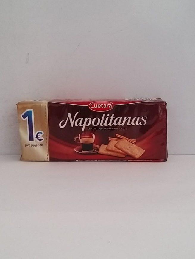 Napolitanas 1€