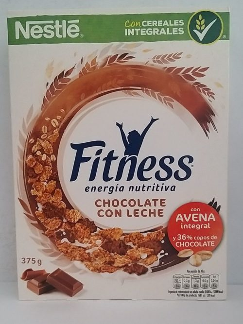 Nestle Fitness with Chocolate 375g
