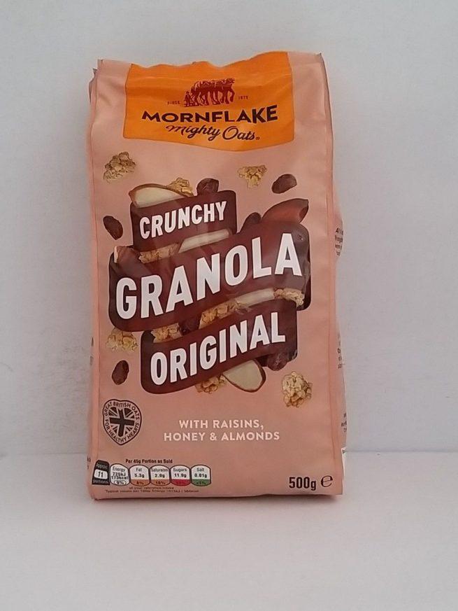 Mornflake Granola 500g