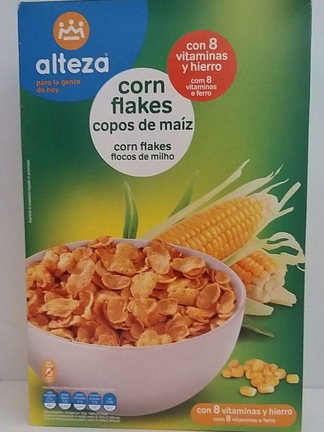 Alteza Corn Flakes