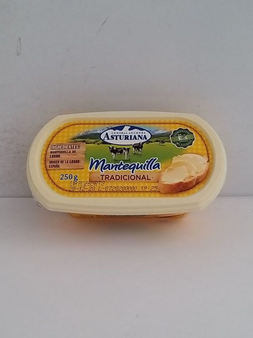 Asturiana Traditional Butter