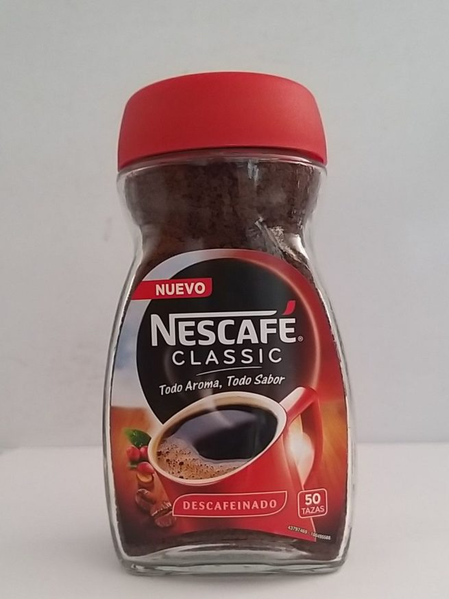 Nescafe 100gsm Decaf