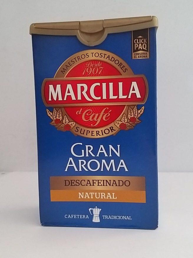 Café Marcilla Natura Decaf
