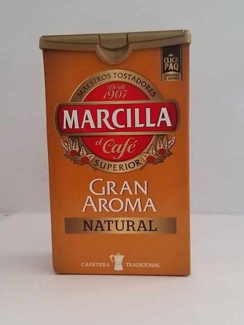 Café Marcilla Natura