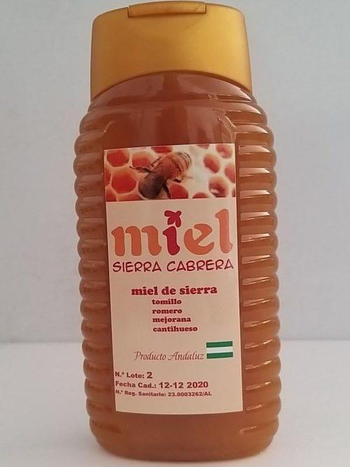 Miel Sierra Carbrerra