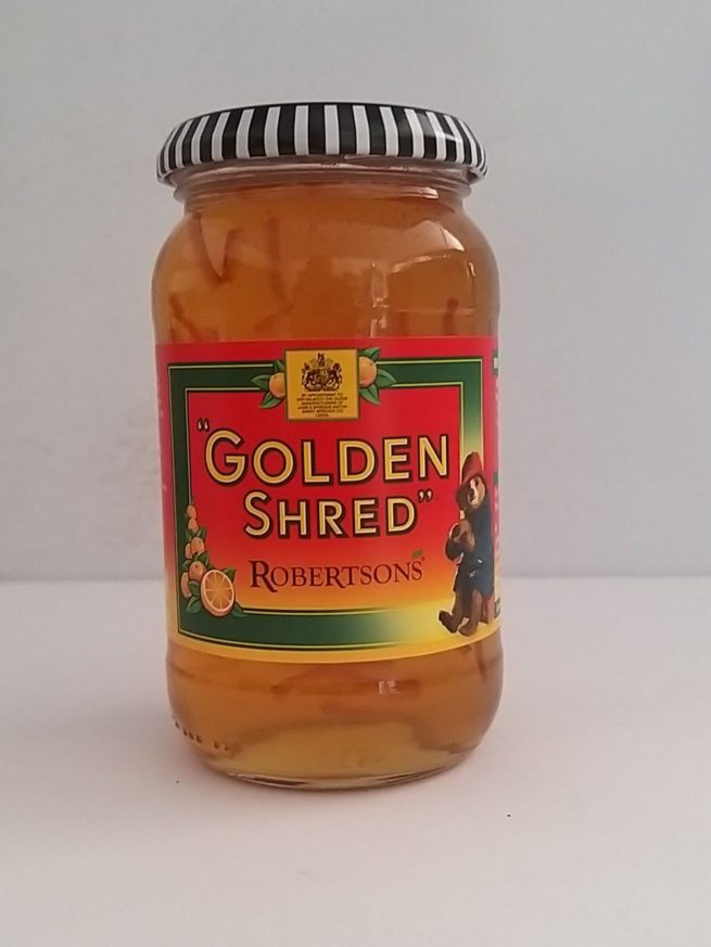 Robinsons Golden Shred 454gm