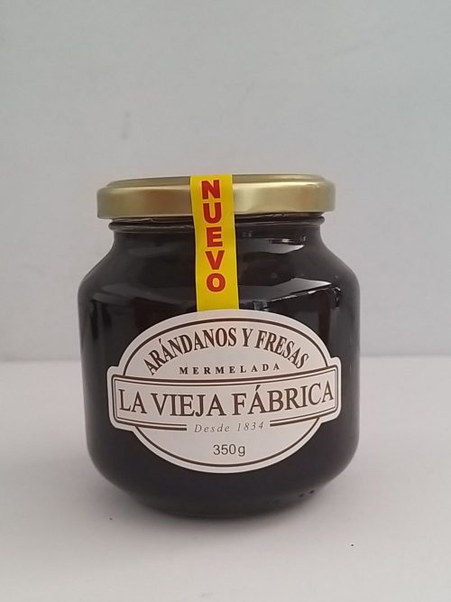 Fabrica Aranas Y Fresa 454gm