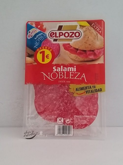 Salami Nobleza 75g