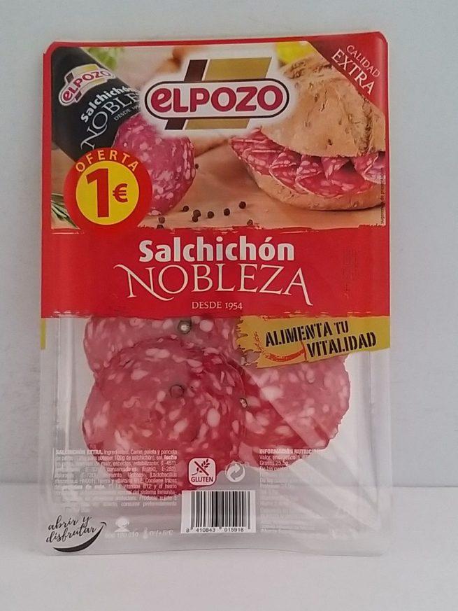 Chorizo Nobleza 75g