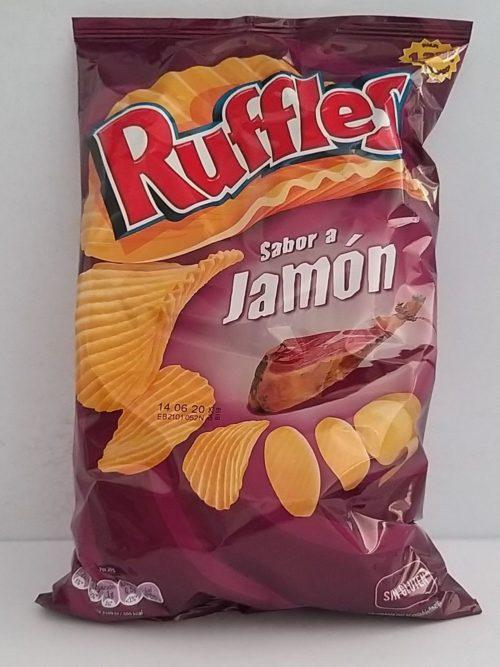 Ruffles Jamon 200g