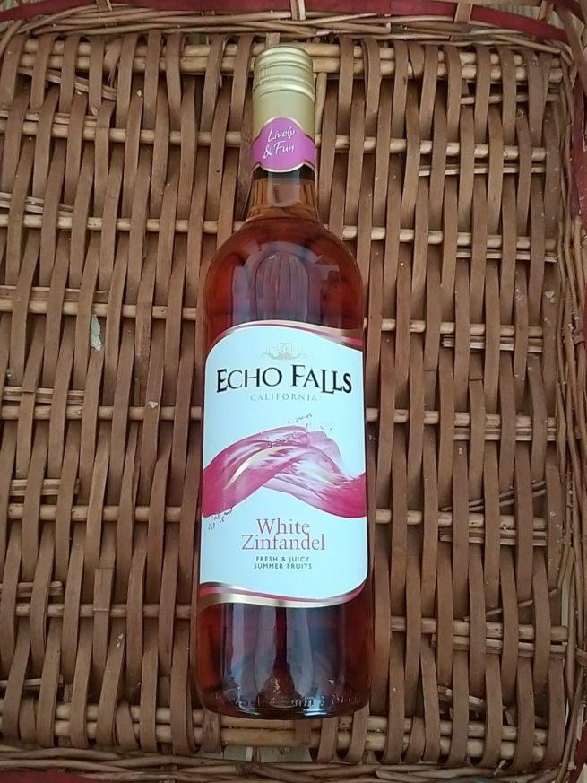 Echo Falls (RS03) Pinot Grigio Rose