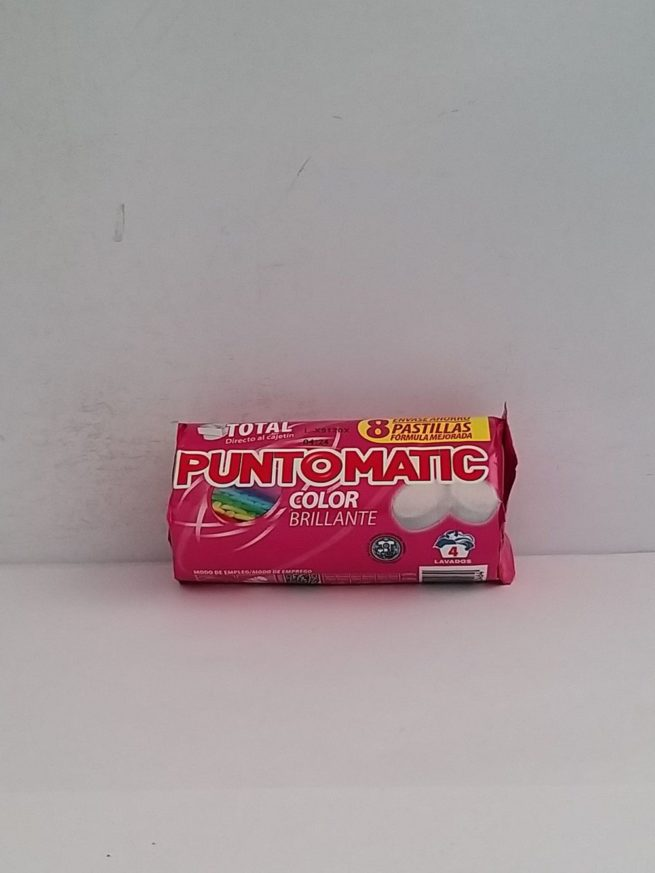 Pmatic Colour x 8 Washing Tablets