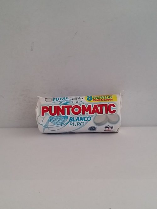 Pmatic White x 8 Tablets