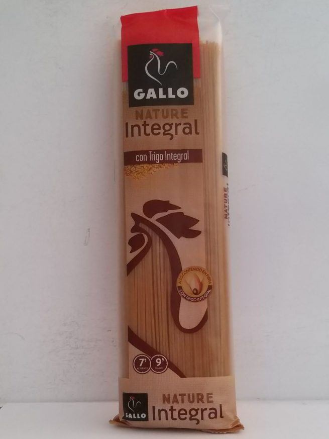Gallo Spaghetti Integral 500g