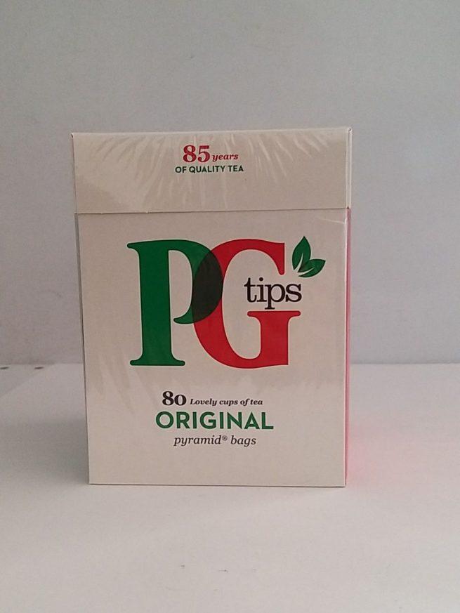 PG Tips 80