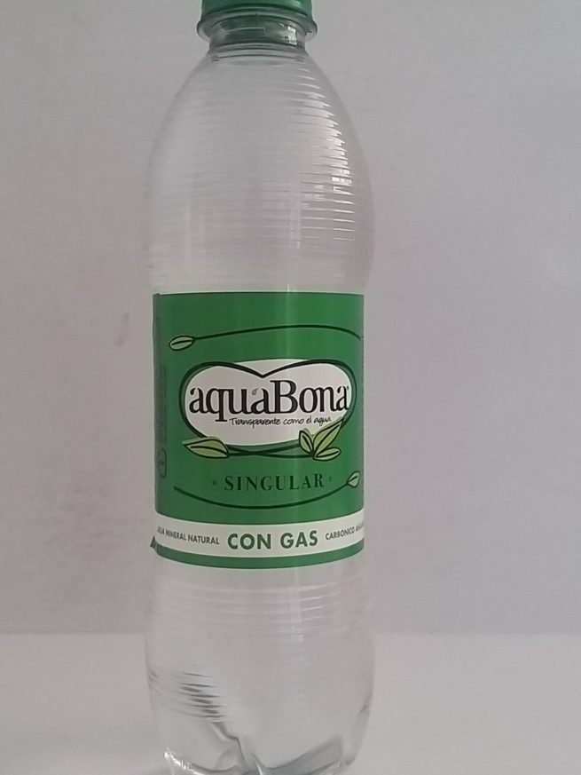 Aquabona Con Gas 500ml