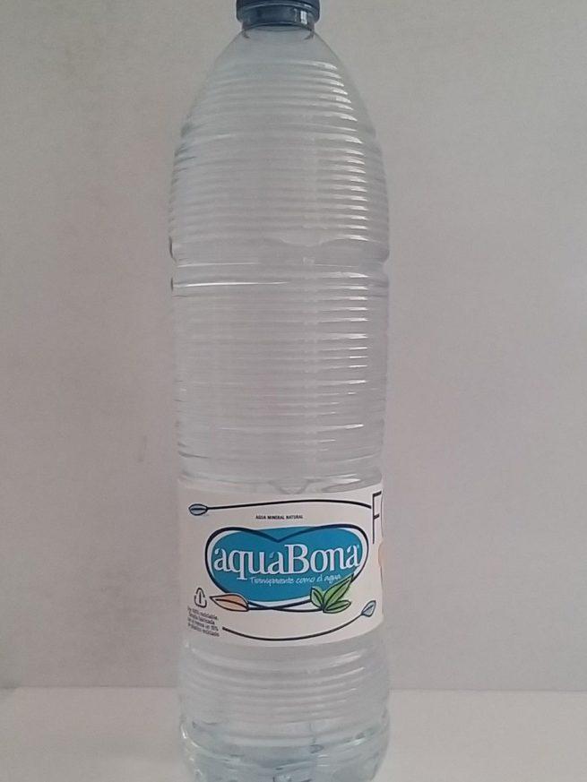Aquabona Con Gas 1.5 lt