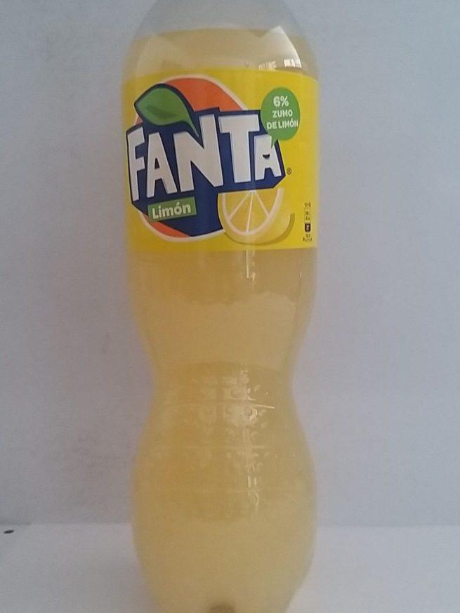 Fanta Limon 2 lt