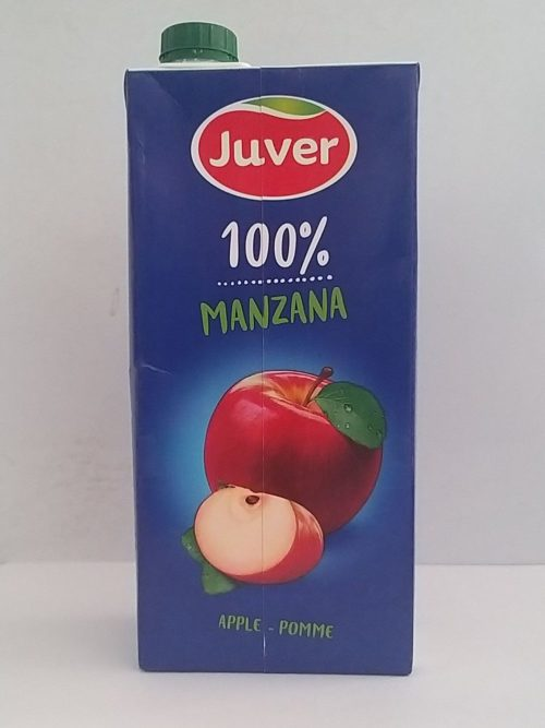 Zumo Manzana Juver 1lt