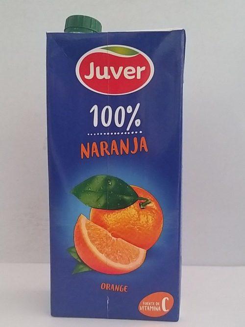 Zumo Naranja Juver 1lt