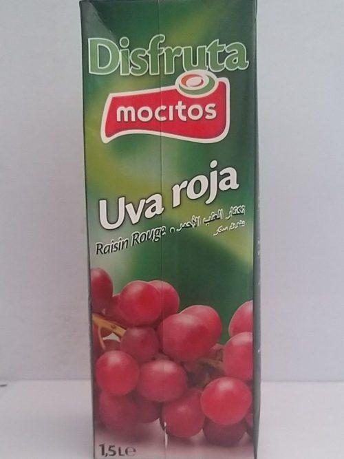 Mocitos Uva Rojo