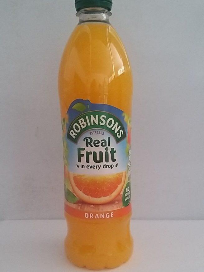 Robinsons Orange