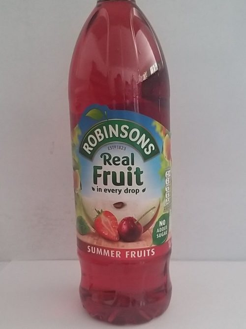 Robinsons Summer fruits